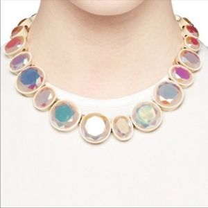 Looking for! J Crew Mixed Brulee Necklace